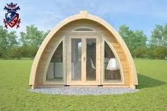 mega camping pods - Google Search
