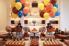 Festa balão