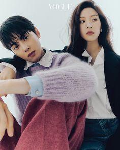 Korean Actresses, Asian Actors, Korean Actors, Actors & Actresses, Cha Eunwoo Astro, Korean Drama Best, Vogue Korea, Kdrama Actors, True Beauty