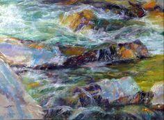 Beautiful pastel paintings by Enid Wood