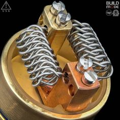 """1,037 Likes, 6 Comments - OFFICIAL #COILPORN IG (@coilprn) on Instagram: """"#exoalien build ➡➡@belaw805 ⚌⚌⚌⚌⚌⚌⚌⚌⚌⚌⚌⚌⚌ TAG #coilporn for a chance to be featured! #vape…"""""""