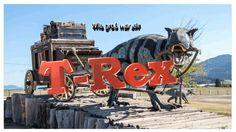 Bildquelle: dennis flarsen/ https://pixabay.com/de/dinosaurier-postkutsche-t-rex-1419052/   Schätzen Sie einmal, wie groß der T-Rex war. Fünf Meter, zehn oder zwanzig?  Mehr Text >> siehe Website unten.