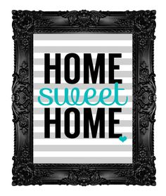 363 Best Home Sweet Home Signs And Illustrations Images In