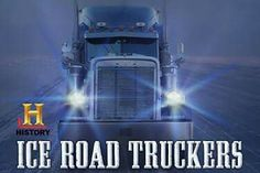 OMG! Ice Road Truckers is back on the air!!!