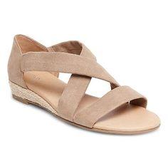Women's Mildred Elastic Wedge Espadrille Sandals - Merona™