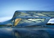Abu Dhabi Performing Arts Centre by Zaha Hadid Architects