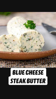 Flavored Butter, Homemade Butter, Butter Recipe, Grilling Recipes, Beef Recipes, Cooking Recipes, Family Recipes, Vegan Recipes, Burritos