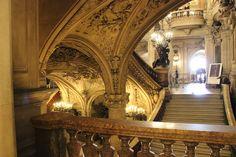 Opéra Garnier Paris Home Decor, Opera Garnier Paris, France Travel, Decoration Home, Room Decor, Home Interior Design, Home Decoration, Interior Design