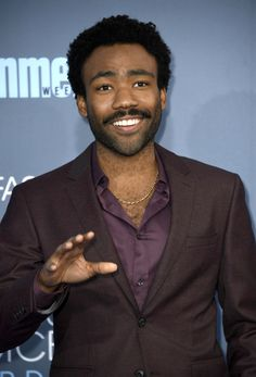 What fashions are hot with rappers? We take a look at what some of our favorite rappers are repping this year. Atlanta Series, Hottest Male Celebrities, Black Celebrities, Celebs, Handsome Black Men, Handsome Man, Donald Glover, Childish Gambino, Renaissance Men