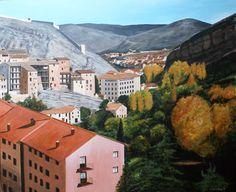 108_VsitaGral_Albarracin Mansions, House Styles, Home Decor, Scenery, Exhibitions, Decoration Home, Manor Houses, Room Decor, Villas
