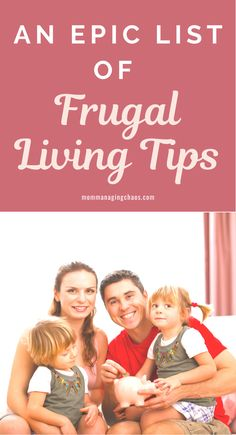 Want to save more money fast? Learn how with these 125 frugal living tips. Frugal Living Tips, Frugal Tips, Money Saving Challenge, Money Saving Tips, Living Below Your Means, Money Fast, Budgeting Money, Saving Ideas, Life Tips