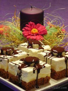 Kokos čokoladne kocke - Slatko