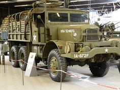Mack NO-6 - Mack Trucks in military service - Wikipedia, the free encyclopedia