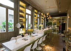 Concept Store edificio de El Imparcial. C/ Duque de Alba 4. By Tovar. | elimparcialmadrid.com