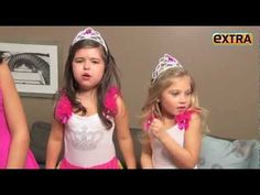 Sophia grace and Rosie interview - YouTube