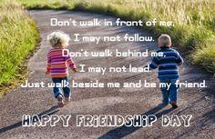 Celebrate Friend's Day