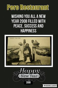 Happy New Year, Success, Peace, Restaurant, Movie Posters, Diner Restaurant, Film Poster, Restaurants, Happy New Year Wishes
