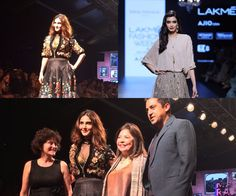 Lakme Fashion Week  Vaani Kapoor and Diana Penty steal the limelight as they walk for Payal Singhal and Ritu Kumar http://www.glamoursaga.com/vaani-kapoor-and-diana-penty-steal-the-limelight/