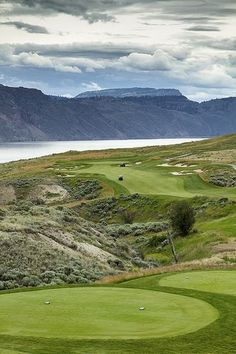 Tobiano Golf Course, Kamloops BC Our Residential Golf Lessons are for beginners, Intermediate & advanced. Our PGA professionals teach all our courses in an incredibly easy way to learn and offer lasting results at Golf School GB www.residentialgolflessons.com