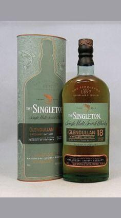 SINGLETON OF GLENDULLAN 18YR