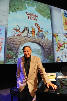Richard M. Sherman and Alan Menken to Perform 'The Disney Songbook' at the D23 Expo - My Take On Disney