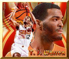 NBA Player Edit - T. J. Warren