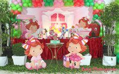 Baby Moranguinho - Muita Festa Decorações
