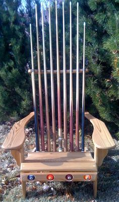 The Best Pool Stick Chair For Your Pool by ourwhimsicalgarden, $249.00
