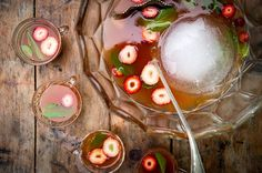 Recipe: Too Hot to Hoot Punch || Photo: Evan Sung for The New York Times