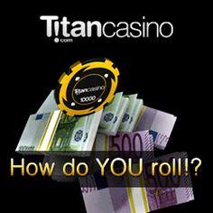Play Casino Games at Titan Casino #casino #slots