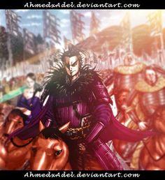 Kanki-manga-kingdom /coloring by ahmedxadel