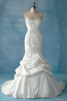 Disney Bridal Gowns, The Ariel My future wedding gown. Yes, I've already planned it.