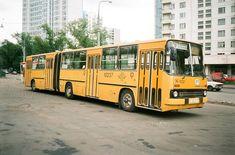 Икарус-280, 1990-е годы.
