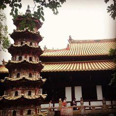 #china #chine #guangdongprovince #guangdong #guangzhou #canton #guangxiaotemple…