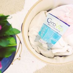 Resetting our @littleowl cloth diapers with @grovia is up #ontheblog. {Link in Bio} #greenlaundry #GroViaLove