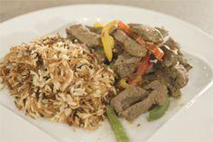 ΑΙΓΥΠΤΙΑΚΟ ΠΙΛΑΦΙ ΜΕ ΦΙΔΕ ΚΑΙ ΣΥΚΩΤΙ ΑΛΕΞΑΝΔΡΕΙΑΣ - Chef στον Αέρα Greek Beauty, My Recipes, Grains, Rice, Beef, How To Make, Food, Recipes, Kitchens