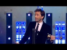 Watch David Tennant being absolutely adorable as he accepts The Special Recognition Award At The NTAs 1/21/2015.