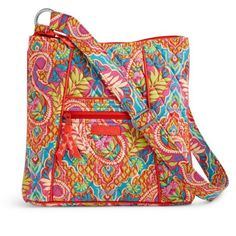 d5d16403381f NWT Vera Bradley large Hipster Crossbody Shoulder Bag Paisley In Paradise  SALE in Clothing
