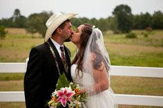 Country Wedding | Camouflage Accents | Farm | Swansea, South Carolina
