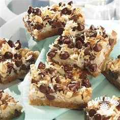 Magic Cookie Bar recipe from Eagle Brand® Sweetened Condensed Milk.