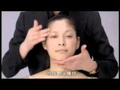 Японский массаж лица (Русский!) [Yukuko Tanaka's Face massage]