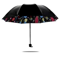 Umbrellas Rain Gear Manual Black Glue Sun Protection and UV Protection Parasol Compact Durable and Lightweight Multicolor Selectio Color : C