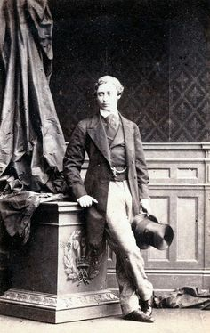 The Prince of Wales Edward c.1860s