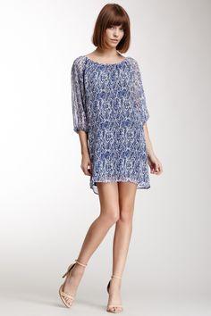 Isabel Silk Dress