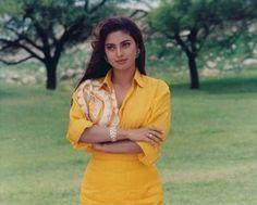 Young Juhi Chawla