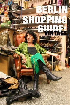 Berlin - Vintage shopping