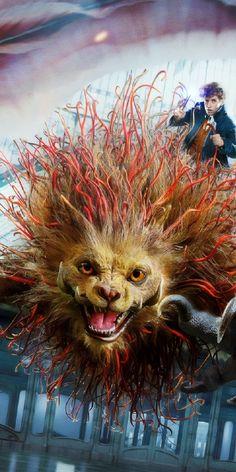 awesome wallpaper Eddie Redmayne creature Fantastic Beasts: The Crimes of Grindelwald 2018 movie 10802160 wallpaper Eddie Redmayne Fantastic Beasts, Fantastic Beasts Movie, Fantastic Beasts And Where, The Beast, Magical Creatures, Fantasy Creatures, Beast Wallpaper, Beast Creature, Crimes Of Grindelwald