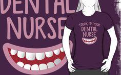 Today, I'm your dental nurse by jazzydevil