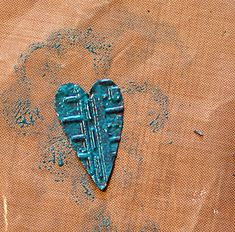 DIY Upcycled Pop Can & Resin Heart Pendant — Saved By Love Creations