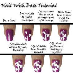 My post for today is called 15 amazing and useful nail tutorials.You will be shown many ways in which you can do your nails quickly and easily. Do It Yourself Nails, Do It Yourself Fashion, Get Nails, Hair And Nails, Nail Art Designs, Nails Design, Nail Art Halloween, Halloween Ideas, Halloween Tutorial
